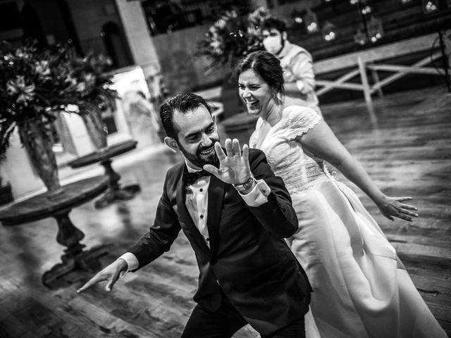 La boda de Daniel y Cristina en Miraflores De La Sierra, Madrid 2