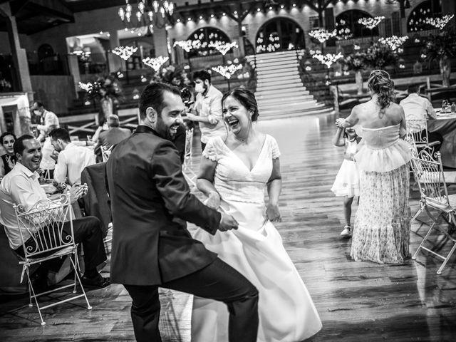 La boda de Daniel y Cristina en Miraflores De La Sierra, Madrid 48