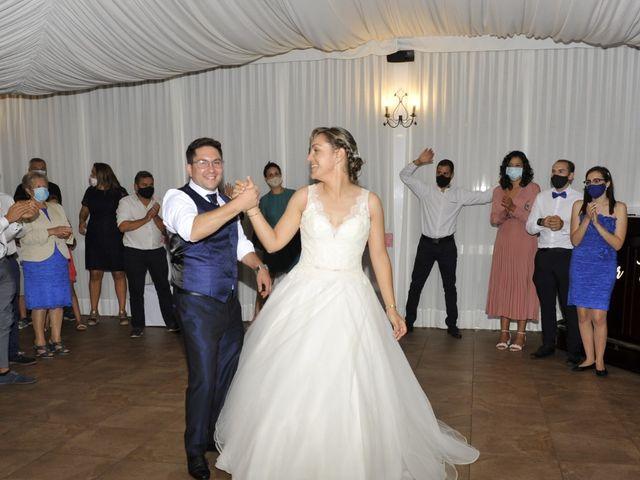 La boda de Roberto y Maria José en Zarracos, Orense 2