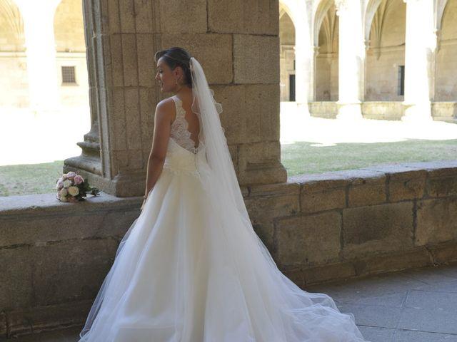 La boda de Roberto y Maria José en Zarracos, Orense 8
