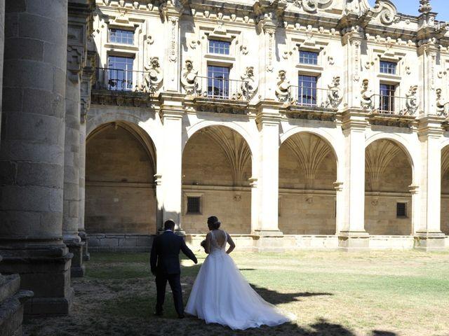 La boda de Roberto y Maria José en Zarracos, Orense 9