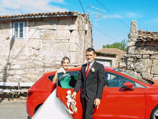 La boda de Roberto y Maria José en Zarracos, Orense 11