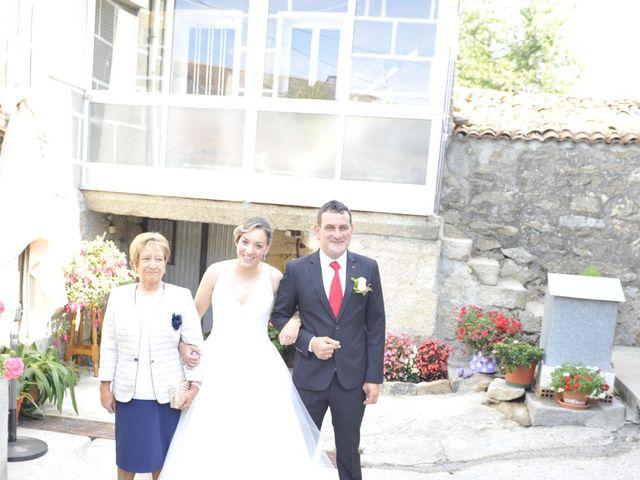 La boda de Roberto y Maria José en Zarracos, Orense 13