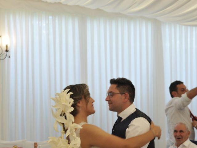La boda de Roberto y Maria José en Zarracos, Orense 14
