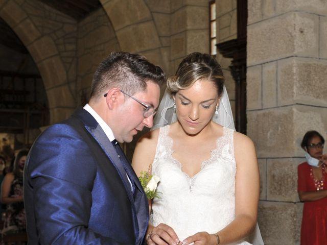 La boda de Roberto y Maria José en Zarracos, Orense 15