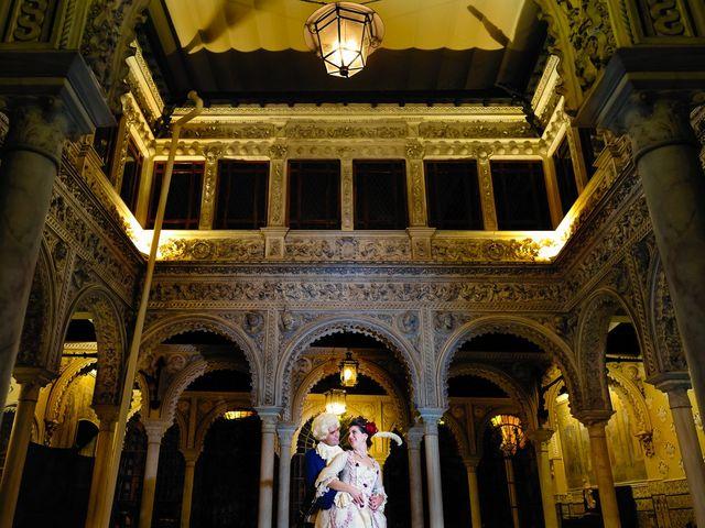 La boda de Almudena y Roman en Sevilla, Sevilla 3