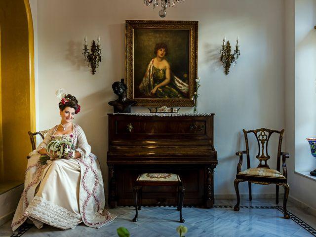 La boda de Almudena y Roman en Sevilla, Sevilla 9