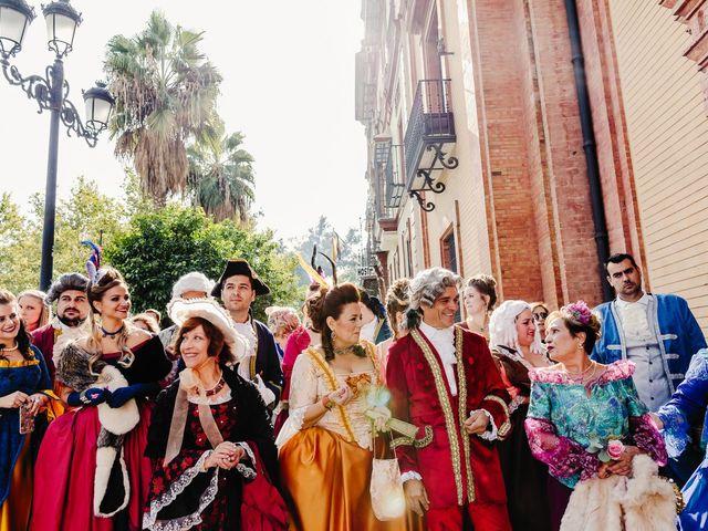 La boda de Almudena y Roman en Sevilla, Sevilla 14