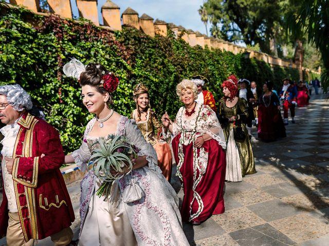 La boda de Almudena y Roman en Sevilla, Sevilla 18