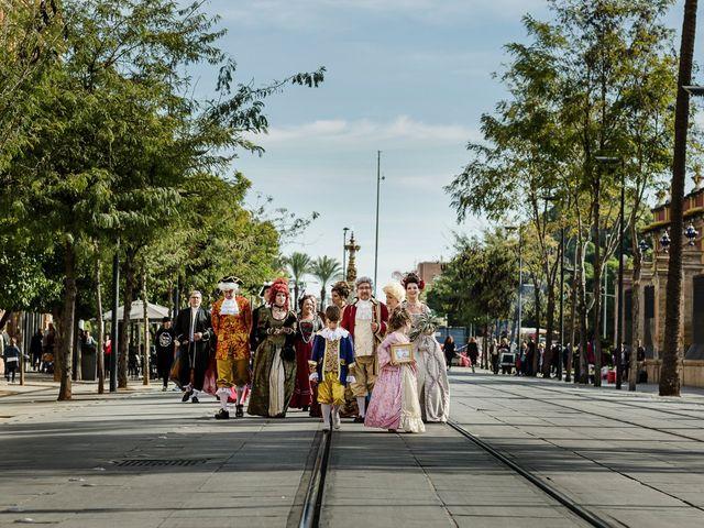 La boda de Almudena y Roman en Sevilla, Sevilla 19