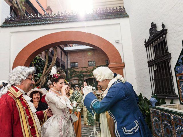 La boda de Almudena y Roman en Sevilla, Sevilla 20