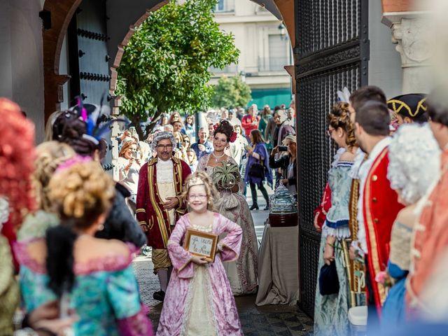 La boda de Almudena y Roman en Sevilla, Sevilla 21