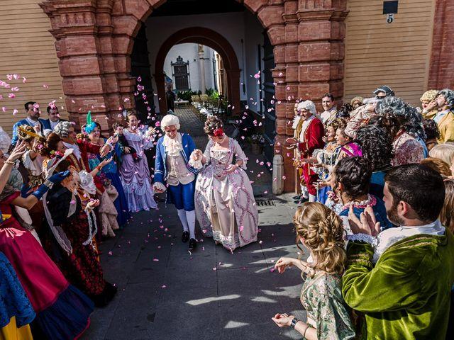 La boda de Almudena y Roman en Sevilla, Sevilla 2