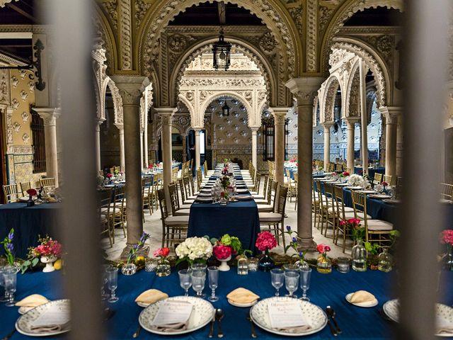 La boda de Almudena y Roman en Sevilla, Sevilla 23