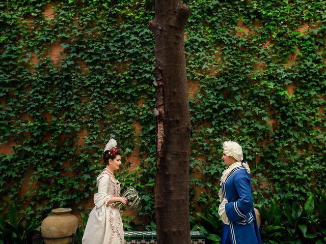La boda de Almudena y Roman en Sevilla, Sevilla 25