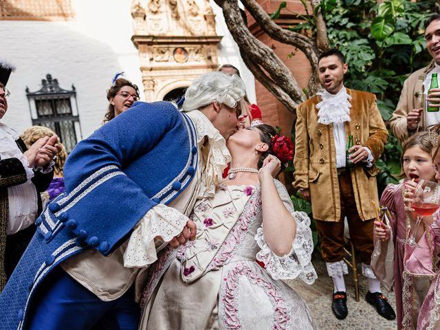 La boda de Almudena y Roman en Sevilla, Sevilla 27