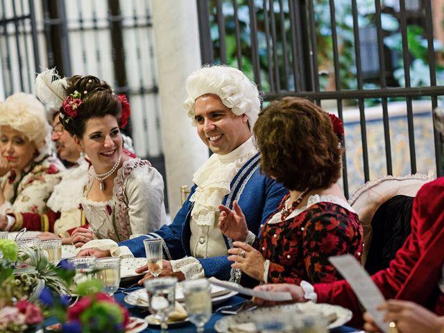 La boda de Almudena y Roman en Sevilla, Sevilla 29