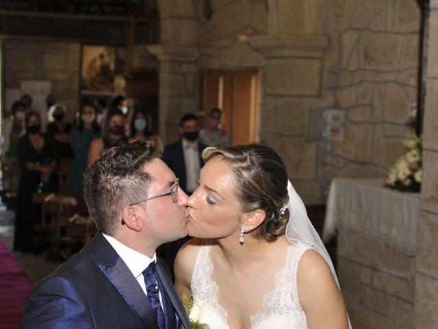 La boda de Roberto y Maria José en Zarracos, Orense 16
