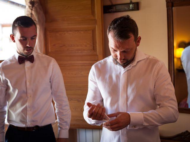 La boda de Juanjo y Fany en Pinilla Del Valle, Madrid 5