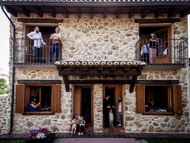 La boda de Juanjo y Fany en Pinilla Del Valle, Madrid 13