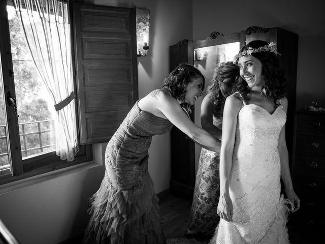 La boda de Juanjo y Fany en Pinilla Del Valle, Madrid 20