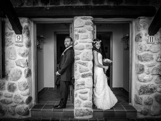 La boda de Juanjo y Fany en Pinilla Del Valle, Madrid 22