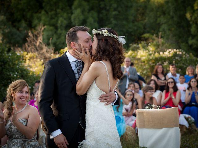 La boda de Juanjo y Fany en Pinilla Del Valle, Madrid 24