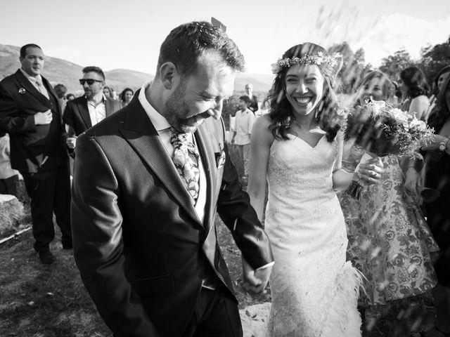 La boda de Juanjo y Fany en Pinilla Del Valle, Madrid 26