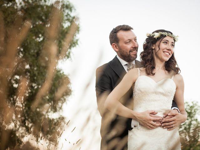 La boda de Juanjo y Fany en Pinilla Del Valle, Madrid 30