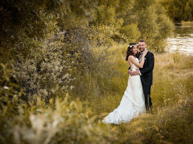 La boda de Juanjo y Fany en Pinilla Del Valle, Madrid 31