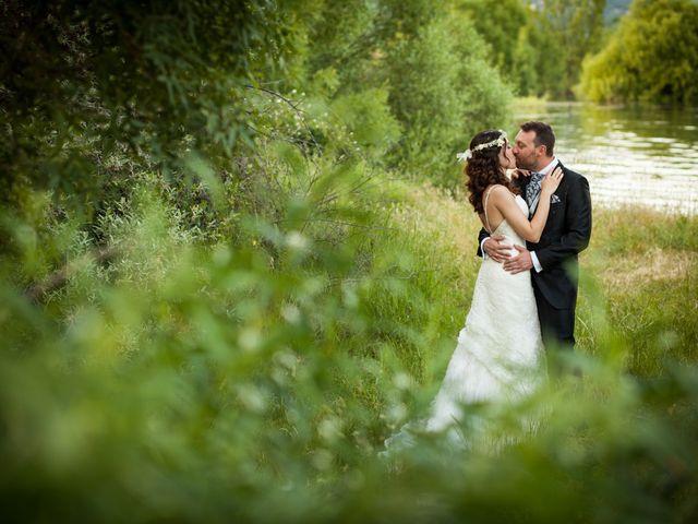 La boda de Juanjo y Fany en Pinilla Del Valle, Madrid 32