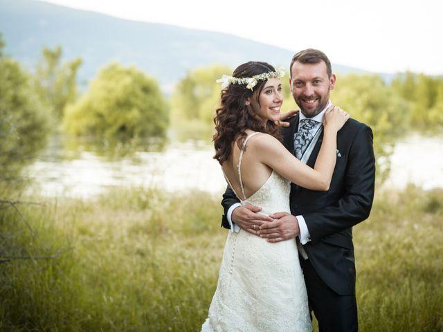 La boda de Juanjo y Fany en Pinilla Del Valle, Madrid 33