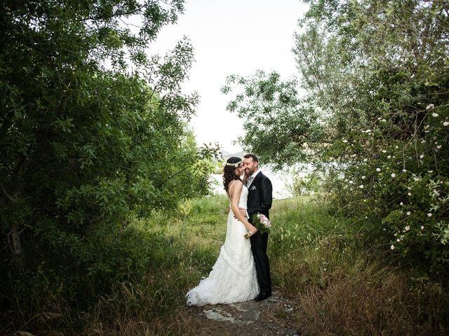 La boda de Juanjo y Fany en Pinilla Del Valle, Madrid 34