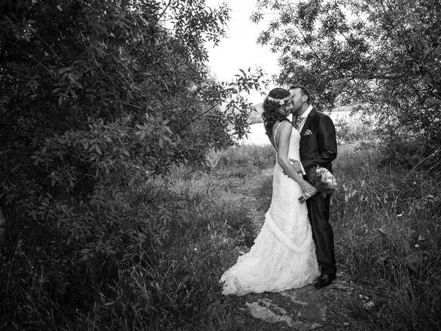 La boda de Juanjo y Fany en Pinilla Del Valle, Madrid 35