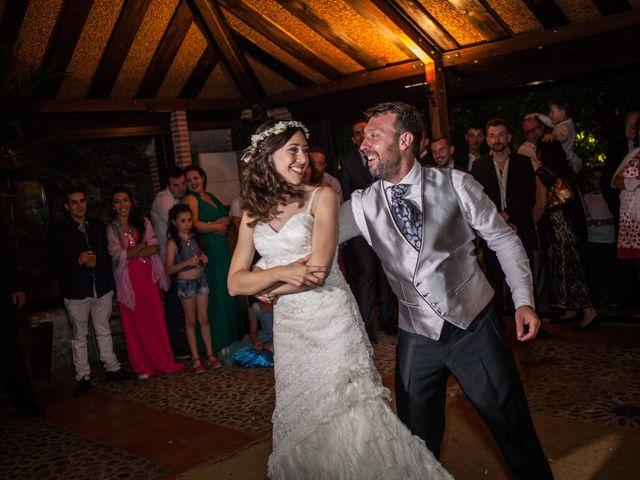 La boda de Juanjo y Fany en Pinilla Del Valle, Madrid 42