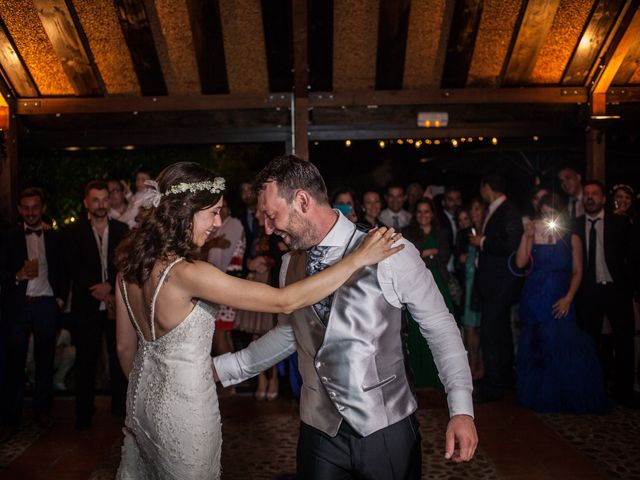 La boda de Juanjo y Fany en Pinilla Del Valle, Madrid 43