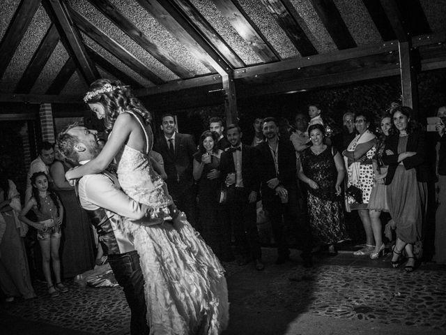 La boda de Juanjo y Fany en Pinilla Del Valle, Madrid 44