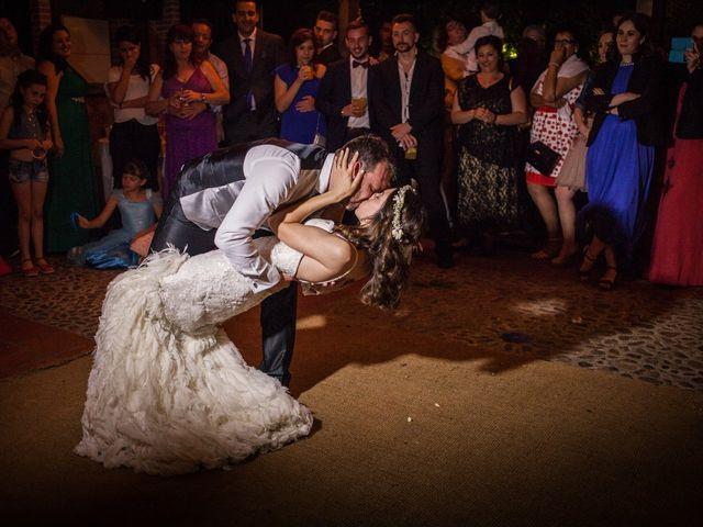 La boda de Juanjo y Fany en Pinilla Del Valle, Madrid 45