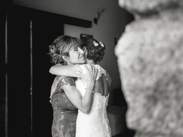 La boda de Alejandro y Belen en Pedroso De Acim, Cáceres 24