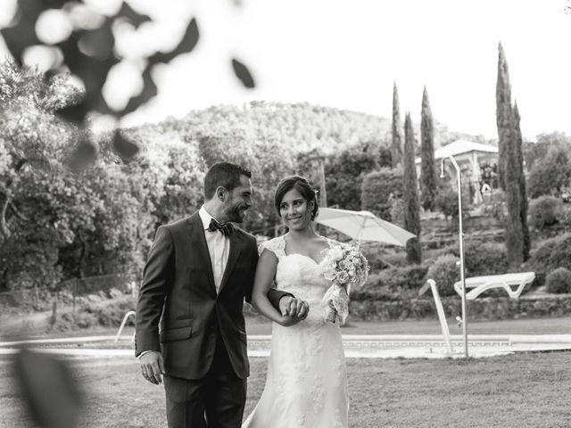 La boda de Alejandro y Belen en Pedroso De Acim, Cáceres 27
