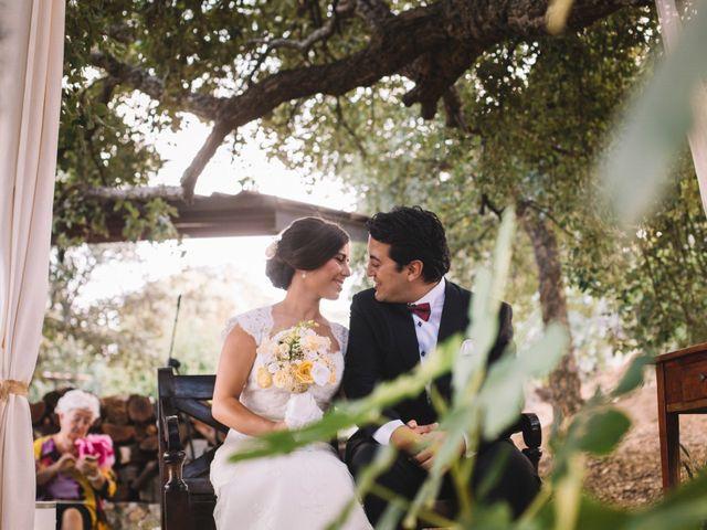 La boda de Alejandro y Belen en Pedroso De Acim, Cáceres 29
