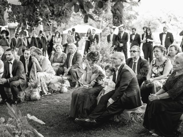 La boda de Alejandro y Belen en Pedroso De Acim, Cáceres 30