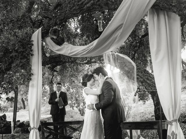 La boda de Alejandro y Belen en Pedroso De Acim, Cáceres 31
