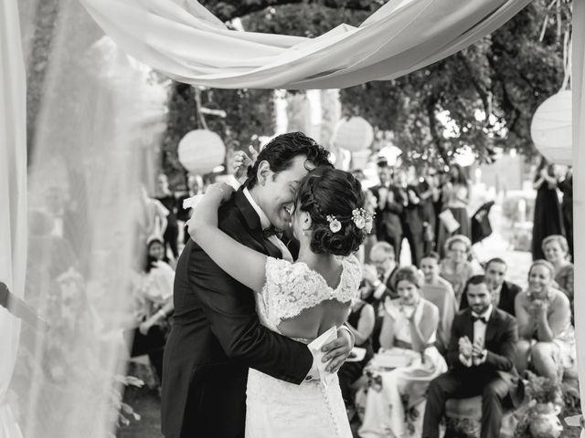 La boda de Alejandro y Belen en Pedroso De Acim, Cáceres 32