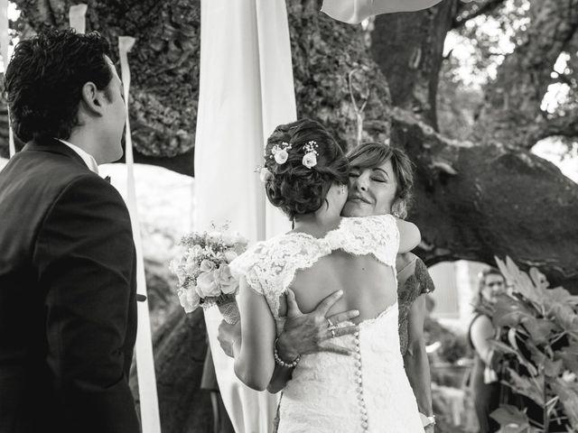 La boda de Alejandro y Belen en Pedroso De Acim, Cáceres 33