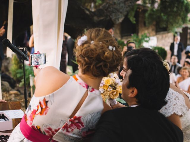 La boda de Alejandro y Belen en Pedroso De Acim, Cáceres 34
