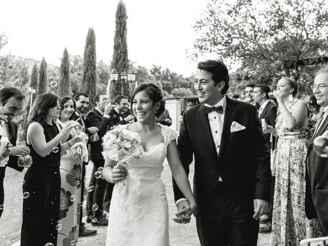 La boda de Alejandro y Belen en Pedroso De Acim, Cáceres 35