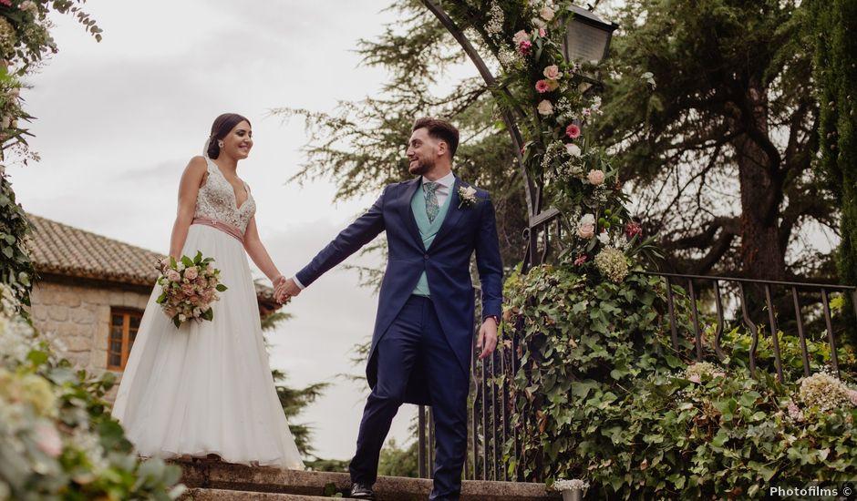 La boda de Daniel y Rebeca en Galapagar, Madrid