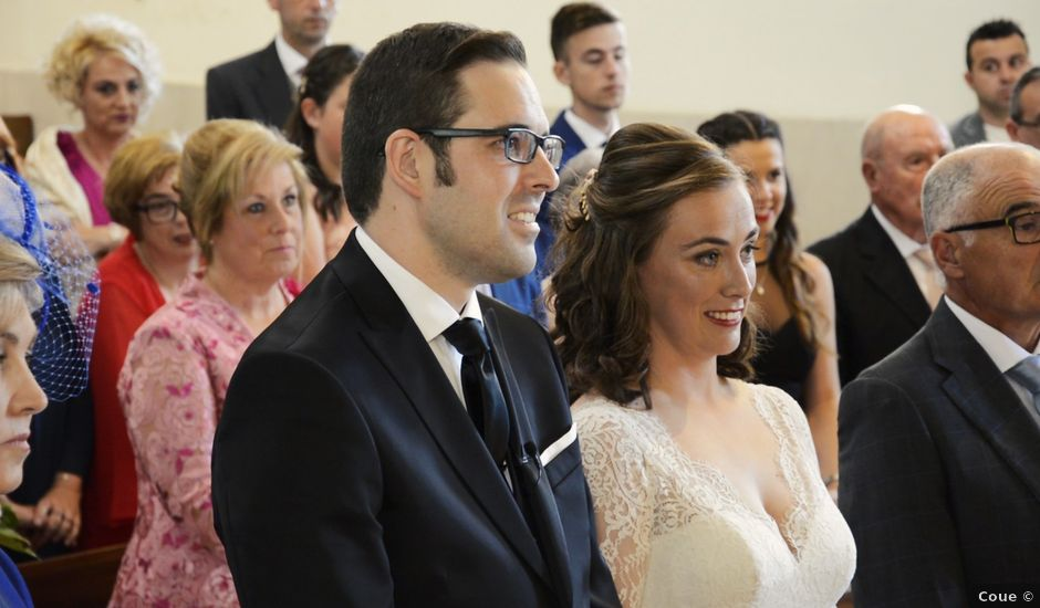 La boda de Alejandro y Ana María en Hoznayo, Cantabria