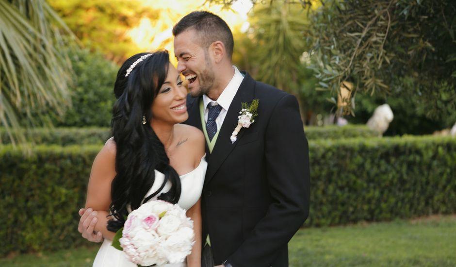 La boda de Carlos y Jessica en Valencia, Valencia